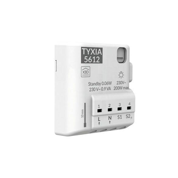 Приемник за включване/изключване на 2 канала TYXIA 5612