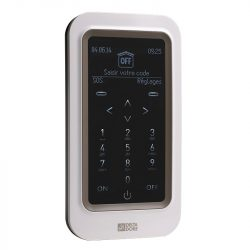 Безжична клавиатура с чувствителен на допир екран CLT8000 TYXAL+