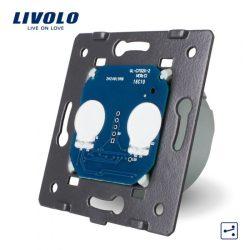Сензорен механизъм за двоен девиаторен ключ LIVOLO VL-C7-C702S