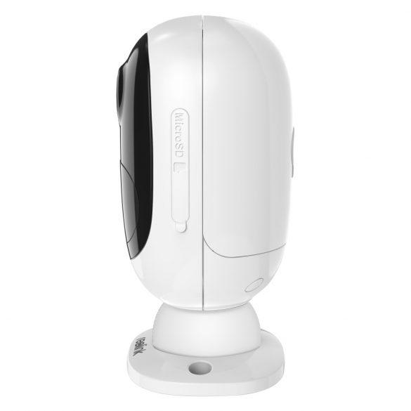 Безжична камера с вградена батерия, микрофон, слот за micro CD карта и датчик за движение - Reolink Argus 2