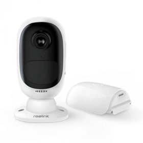 Battery-Powered Security Cameras